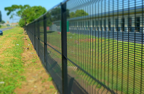 All Steel Fencing Steel Palisade Fencing Steel Fencing